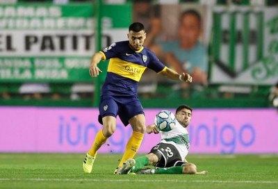 Junior Alonso recupera la titularidad en Boca
