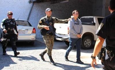 Exdirector del Penal de Pedro Juan Caballero se abstuvo de declarar