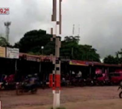 Autoridades en alerta ante posible ataque de PCC a bancos en San Pedro