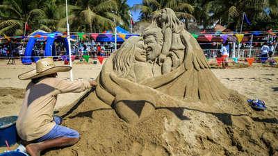Dictarán taller de escultura en arena