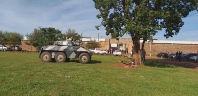 Reforzarán seguridad ante posibles ataques a entidades bancarias en San Pedro