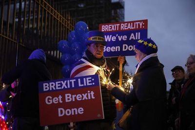Reino Unido ohai hembiasakue Brexit rupive