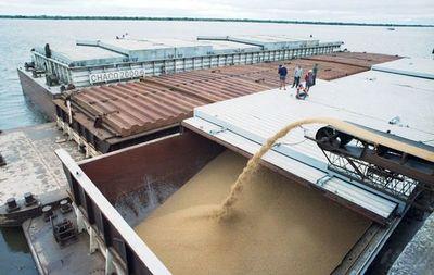 Preocupa a las empresas del sector naviero el bajo nivel de los ríos