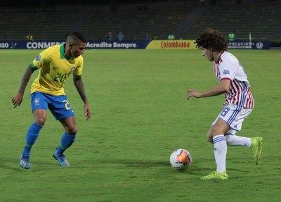 Paraguay tenía que ganar, pero perdió y se eliminó
