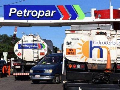 Petropar repartió USD 29 millones en  extras, pero debe USD 300 millones