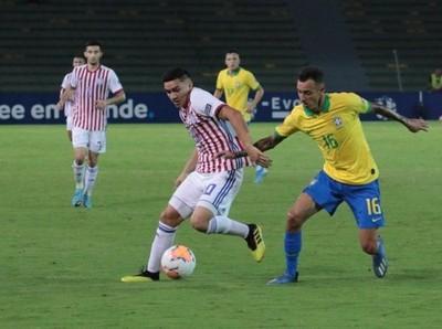 Paraguay se despide del Preolímpico Colombia 2020
