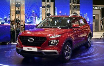 Nuevo modelo Hyundai Venue
