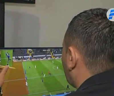 El VAR llegó al fútbol paraguayo