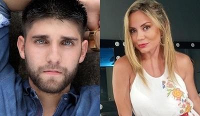 Dahiana Bresanovich preguntó por el estado civil del 'rubio'
