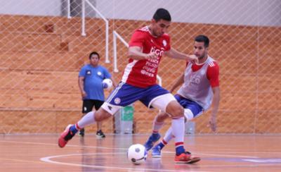 HOY / La Albirroja de Futsal prepara el estreno en las eliminatorias