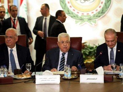 Palestina anuncia su ruptura con Israel y EEUU tras plan de Trump