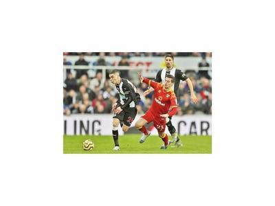Newcastle de Miggy Almirón no pudo ante el Norwich