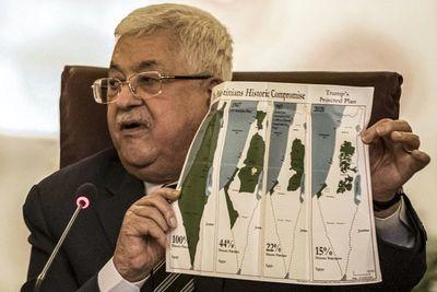 Palestina anuncia ruptura de vínculo con Israel y EEUU