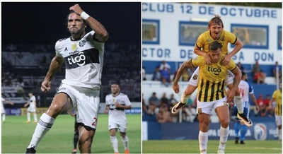 Olimpia y Guaraní suben a la cima