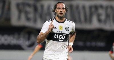 Roque hizo 16 de los últimos 22 goles de Olimpia