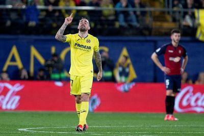 Alcácer brilla en su retorno a la Liga Española