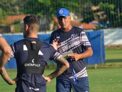 En Sol ya trabaja el nuevo entrenador