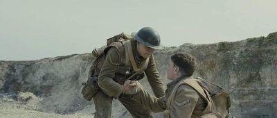 """""""1917"""" triunfadora de los los Bafta con siete premios"""