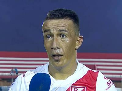 """Marco Prieto: """"Teníamos que lavarnos la cara"""""""
