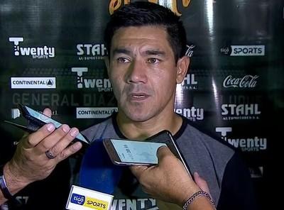 Cristian Martínez lamenta una desatención ante River Plate
