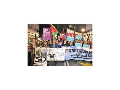 Boicot comercial entre Israel y Palestina sube la tensión