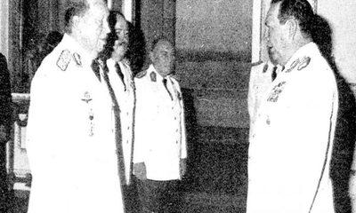Hace 31 años caía la dictadura del General Alfredo Stroessner