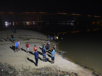 Remanso: Hombre desaparece en aguas del río Paraguay