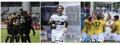 Tres punteros tiene el Torneo Apertura luego tras cumplirse la tercera fecha