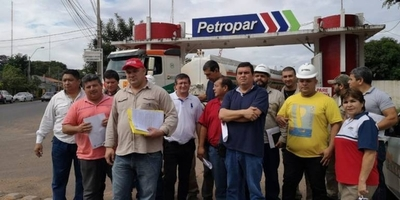 HOY / Recorte de beneficios: sindicatos de Petropar no se movilizan hoy
