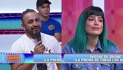 """Tenso momento entre """"El Chure"""" y Kasstuli"""