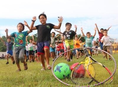 Programa Golazo generó valores de respeto e igualdad en niños, niñas y adolescentes