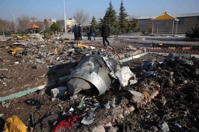 Irán excluye a Ucrania de investigación sobre derribo del avión por filtrar audio del piloto