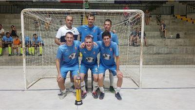 Mónaco fue el campeón absoluto en el torneo del Deportivo Menno