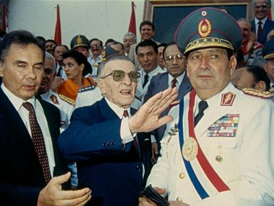 """El día en que militantes terminaron de hartar al General Rodríguez y éste inició el complot: """"Prepare sus tropas"""""""