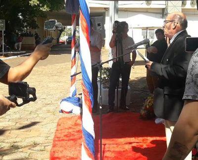 """Pionero pide que la ciudad vuelva a llamarse """"Puerto Presidente Stroessner"""""""