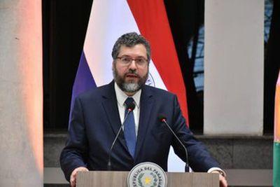 """Brasil dice que el Mercosur """"es fundamental"""" en su estrategia de crecimiento"""