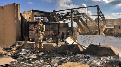 Confirman que soldados de EE.UU. sufrieron conmoción cerebral por ataque iraní