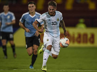 Argentina inicia el cuadrangular venciendo a Uruguay