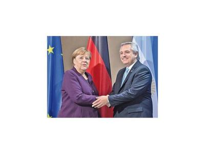 Argentina busca apoyo de Alemania ante deuda