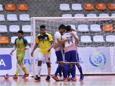 Paraguay se rehabilitó