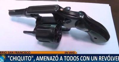 """Imputan a madre de """"niño pistolero"""""""