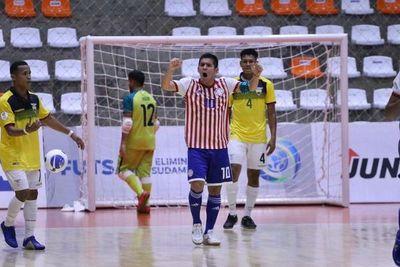 Eliminatorias Futsal FIFA: Paraguay sigue con vida