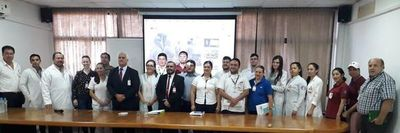 Prevención de coronavirus también se implementa en aeropuerto Guaraní