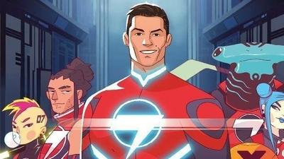HOY / Cristiano Ronaldo se convierte en superhéroe en un cómic