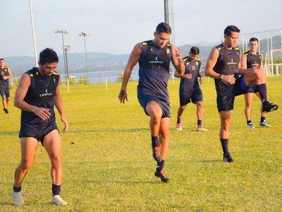 Luqueño afina detalles para su debut en Sudamericana