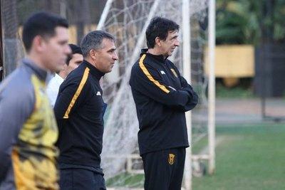 Los elegidos por Costas para el juego de ida contra Corinthians