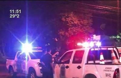 Hallaron muerta a una adolescente en el Parque Caballero