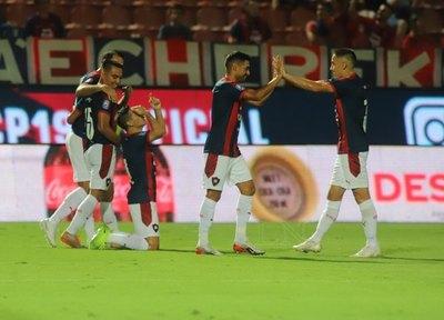 Las estadísticas de Cerro Porteño en Copa Libertadores