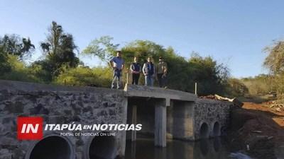 CONSTRUCCIÓN DE MÁS PUENTES, EL GRAN DESAFÍO EN SAN RAFAEL DEL PNÁ