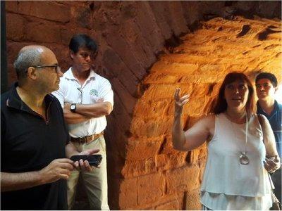 Restauración del Torreón Jesuítico de Misiones se extendería 6 meses